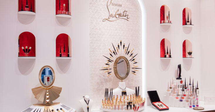 boutique louboutin paris haussmann