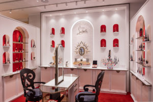 boutique louboutin printemps haussmann