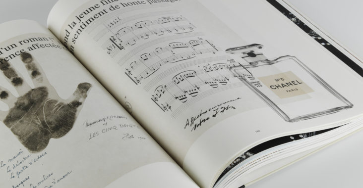 Chanel La Femme Qui Lit Un Livre Collector Imprime A