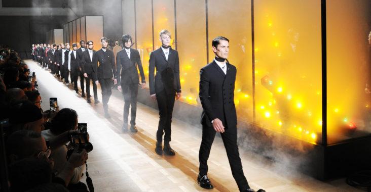 Défilé Dior Homme automne-hiver 2018-2019 0c651e970f8