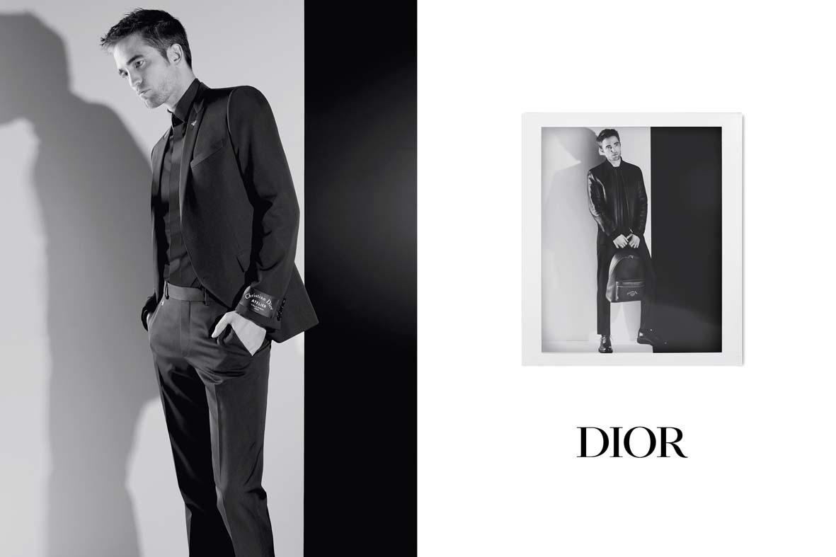 La campagne Dior Homme Automne-hiver 2018 immortalisé par Karl Lagerfeld    VieDeLuxe.fr 9bb8ccdb16d