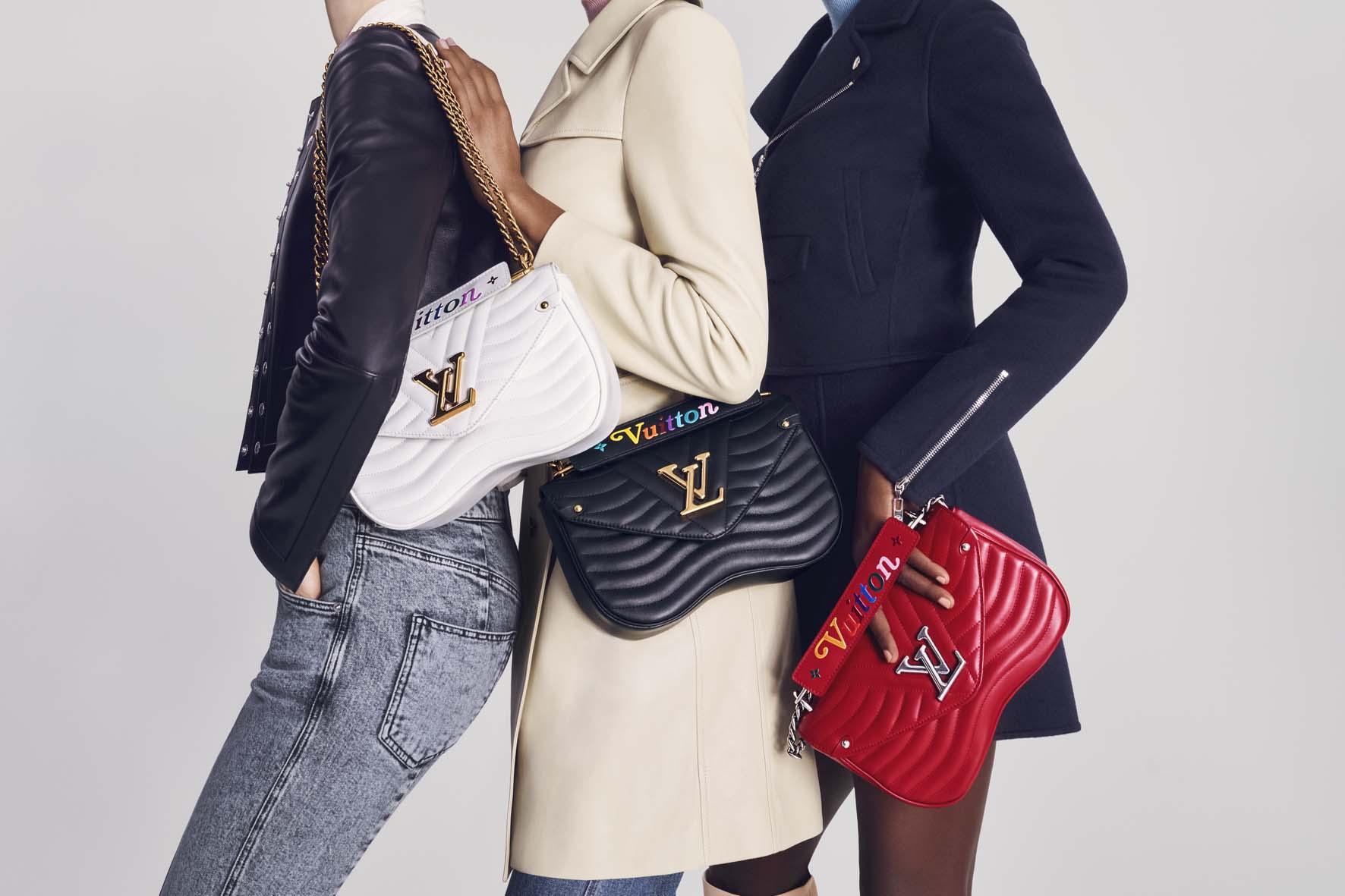 New Wave, la nouvelle collection de sacs Louis Vuitton   VieDeLuxe.fr 4bcb408fb84