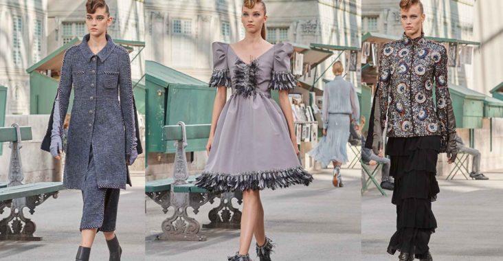 d04e26e26d2c5 Défilé Chanel haute couture automne-hiver 2018-2019