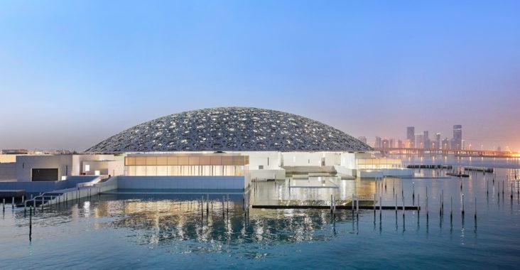En 2020, Le Fouquet's s'installe au Musée du Louvre à Abu Dhabi