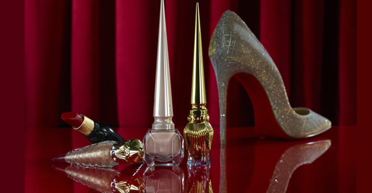 christian louboutin maquillage